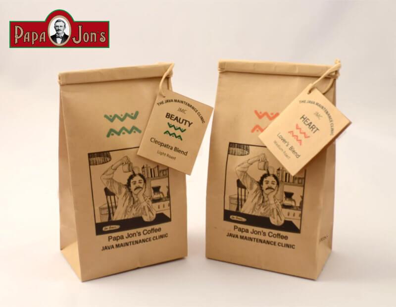 コーヒー豆(挽き)2袋セット