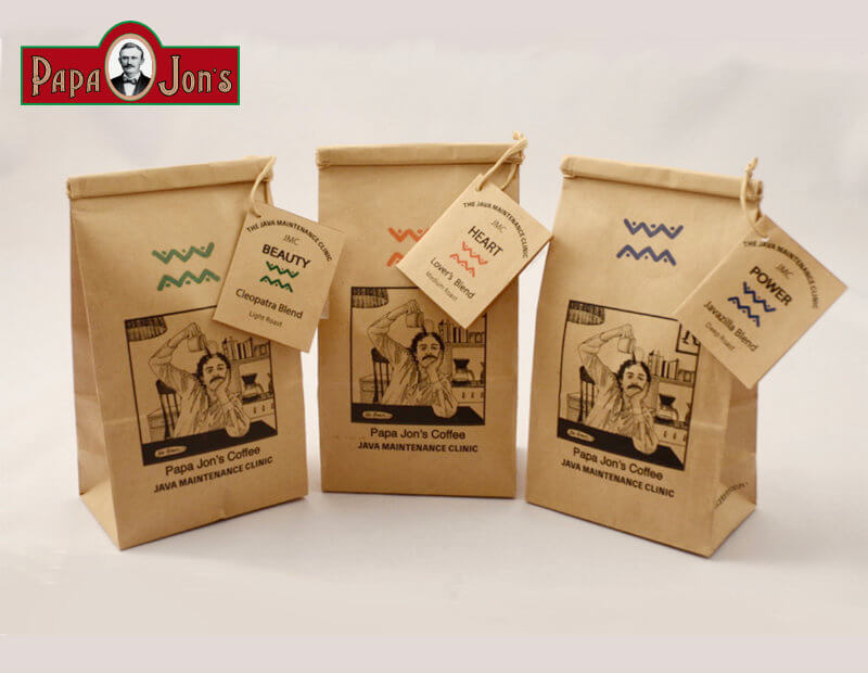 コーヒー豆(挽き)3袋セット