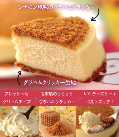 ニューヨークチーズケーキ 250