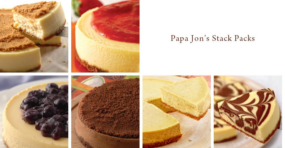 3種チーズケーキセット 【L】