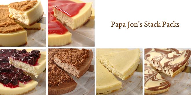 4種チーズケーキセット 【L】