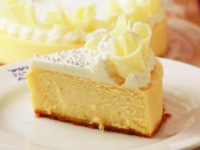 エッグノッグチーズケーキ