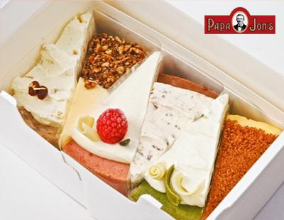 冬色チーズケーキコレクション ハーフパック