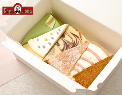 春色チーズケーキコレクション(ハーフパック)