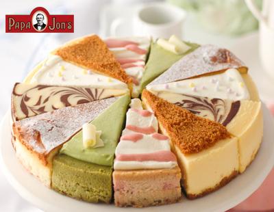 春色チーズケーキコレクション