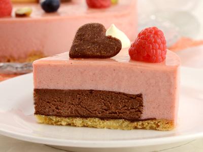 フルーツメロディーチーズケーキ
