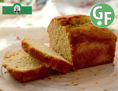 【GF】バニラパウンドケーキ