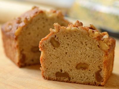 【GF】バナナウォルナッツパウンドケーキイメージ画像
