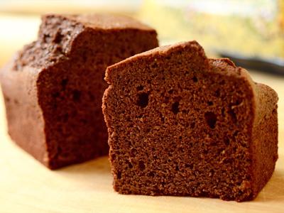 【GF】チョコパウンドケーキイメージ画像