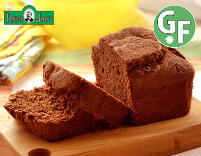 【GF】チョコパウンドケーキ