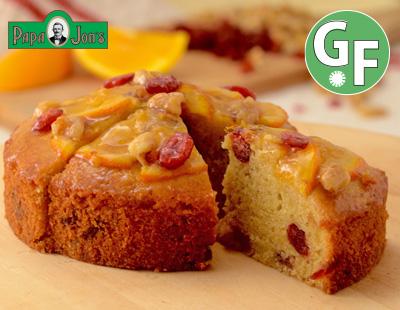【GF】オレンジクランベリーケーキ