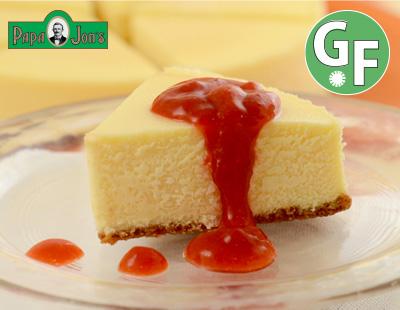 【GF】ストロベリーチーズケーキ
