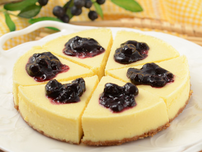 【GF】ブルーベリーチーズケーキイメージ画像