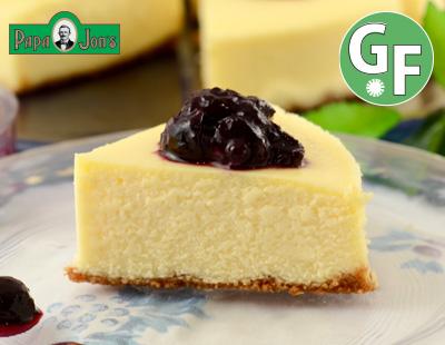 【GF】ブルーベリーチーズケーキ