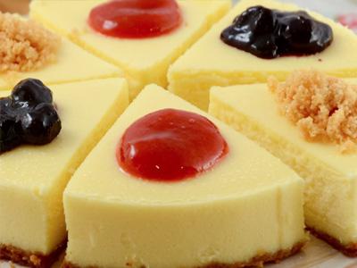 【GF】お試しチーズケーキセットイメージ画像